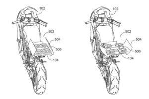 Honda Drone Patent. Source: CycleWorld.com