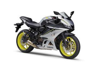 MT-07 sportbike