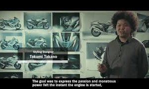 Suzuki Releases 2022 Hayabusa Development Video