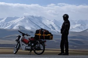 Small Bike(s) – Big Adventure