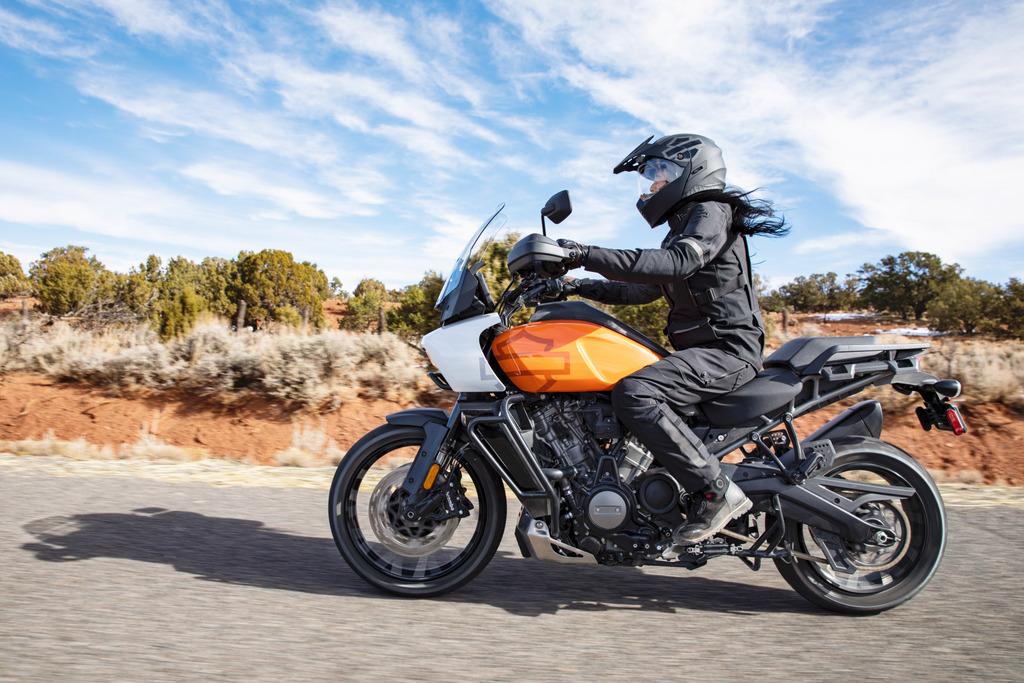 Demo tour Harley-Davidson