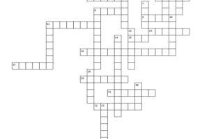crossword models