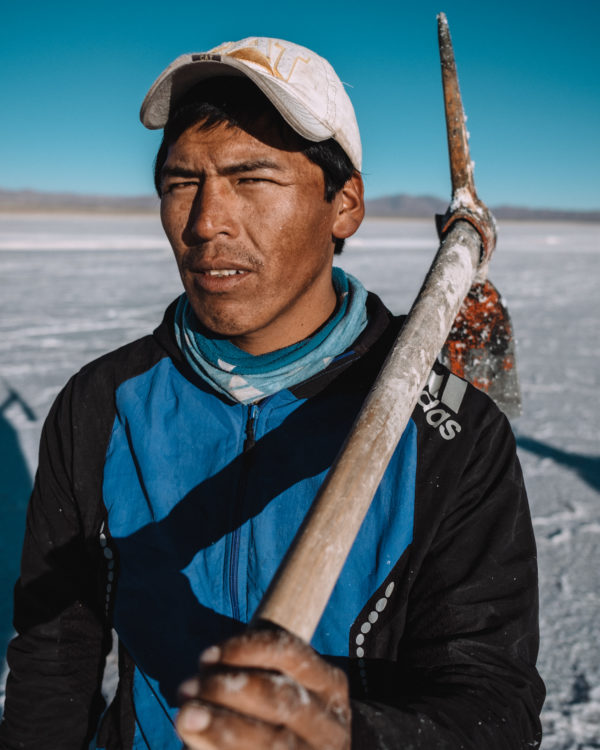 Different Bolivia: The Last Salt Miner of Uyuni // ADV Rider