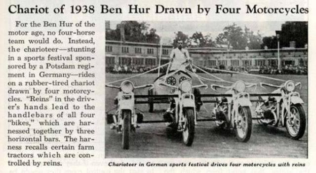 chariot racing