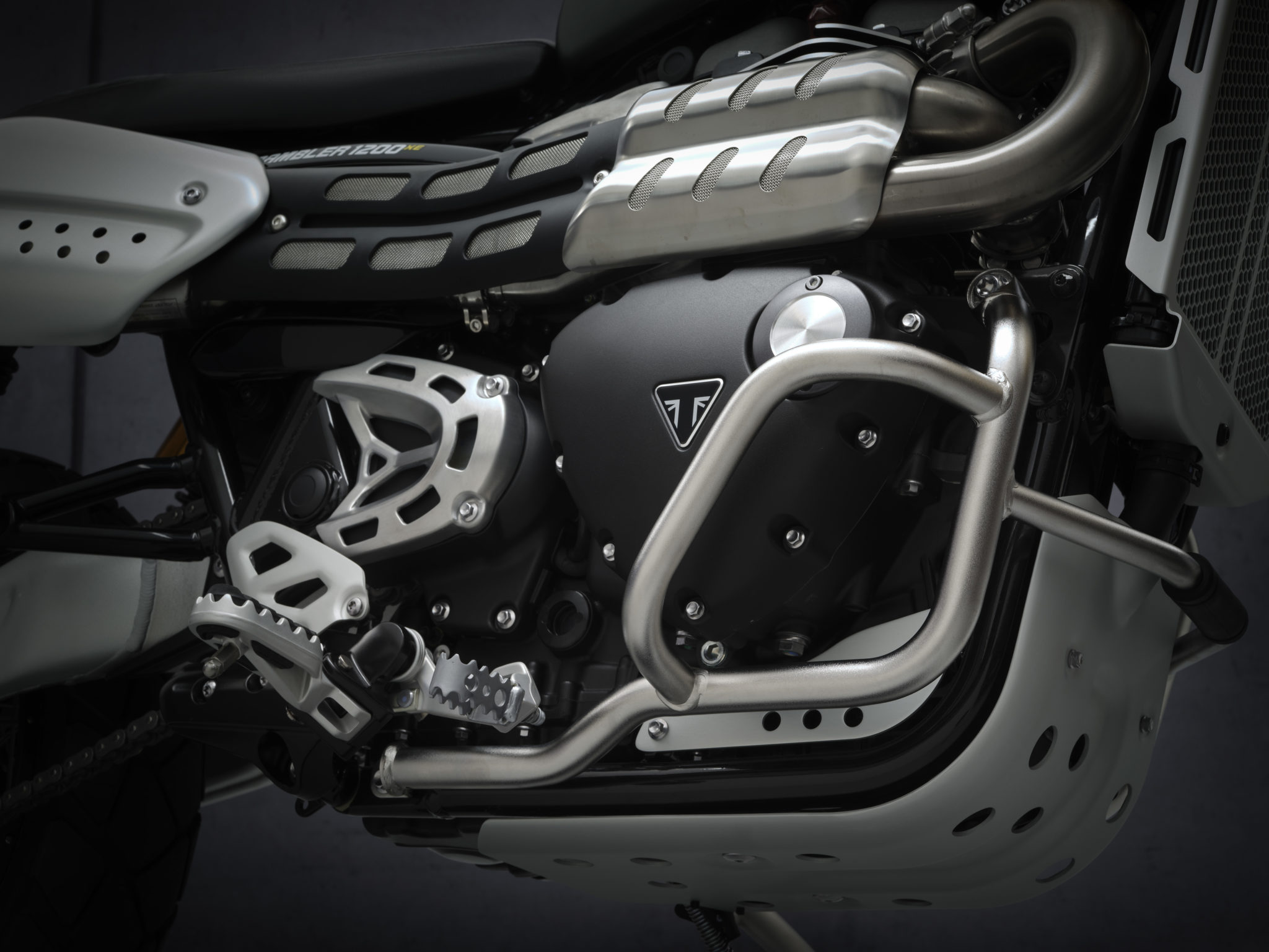 Triumph Scrambler 1200 series overhauled for 2021