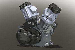 VH160VT engine