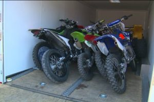 illegal dirt bikes