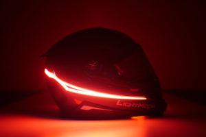 reflective light helmet Lightmode