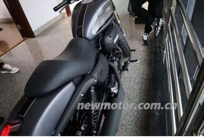 338R SRV Harley