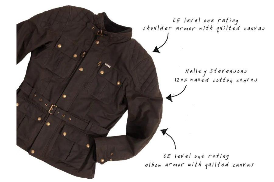 The Enduro jacket. Photo: Iron and Resin