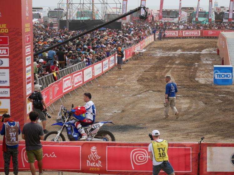 rally racing coverage