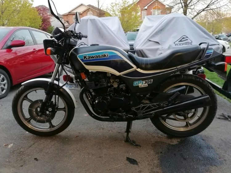 4 Sale1987 Kawasaki Gpz305: The Machine That Got Us Where We Are Today