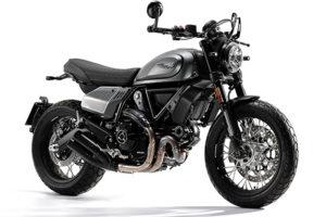 Ducati Scrambler Night Shift
