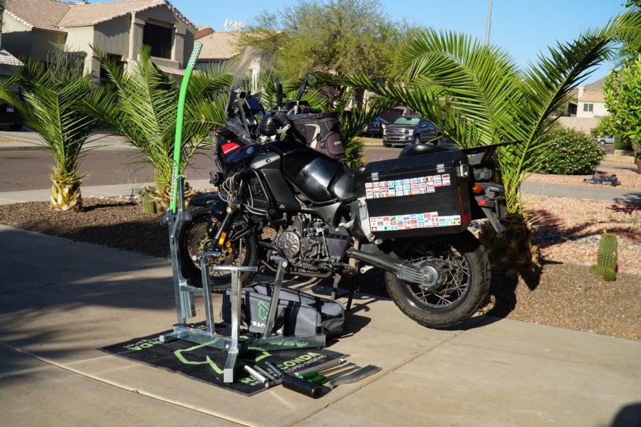 Rabaconda ADV Tire Changer Kit Review