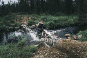Portrait of a Maniac: The Rolling Hobo // ADV Rider