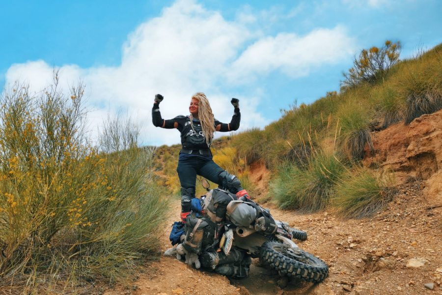 Suzuki DR650 Rebuild: Can You KTM-ize a Travel Donkey? // ADV Rider