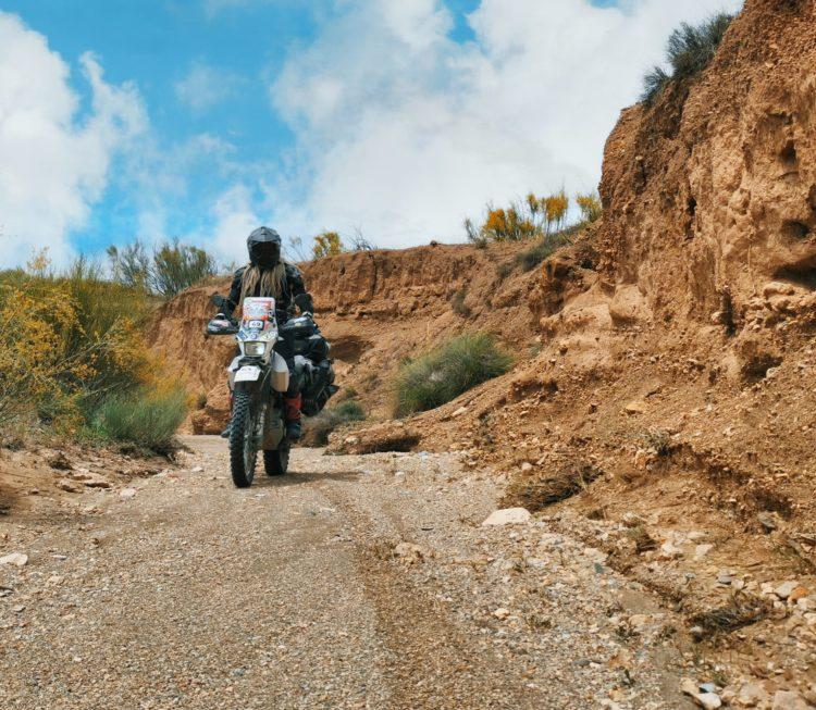 Europe's Only Desert: The Mystery of Gorafe // ADV Rider
