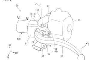 Honda Clutch Patent Image