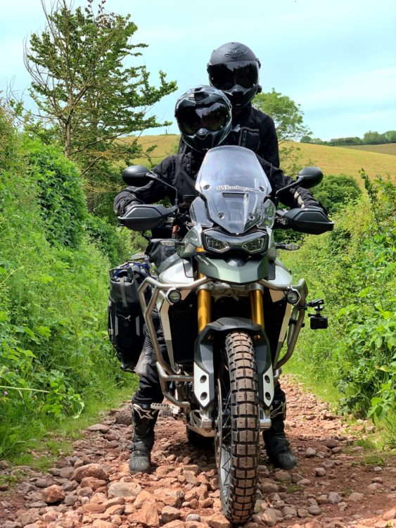 ADV Travel Bug: Sandra and Fiona Goes RTW // ADV Rider