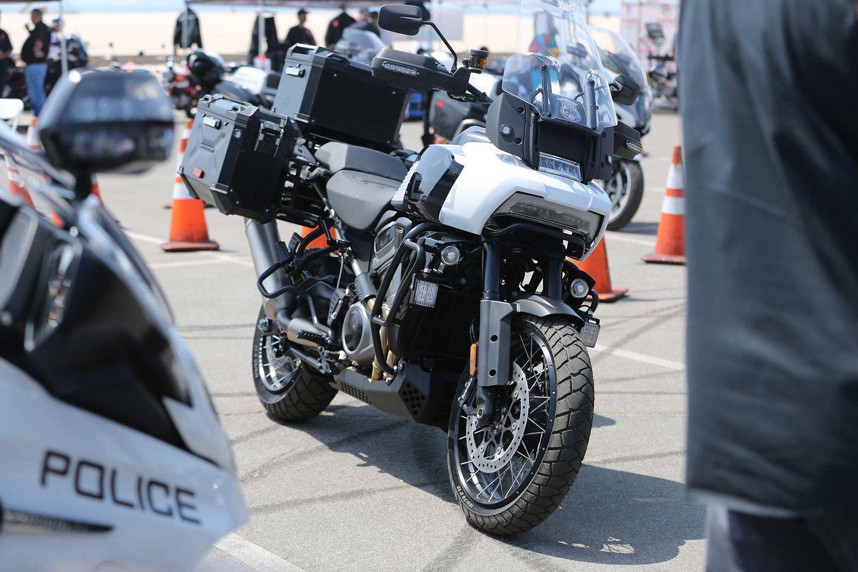 Police Pan America