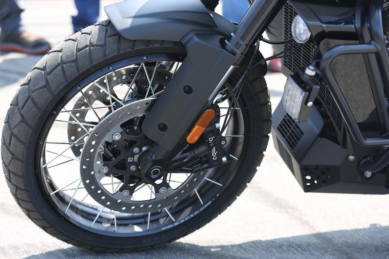 wire spoked wheels