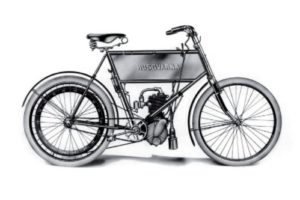 Husqvarna velocipede