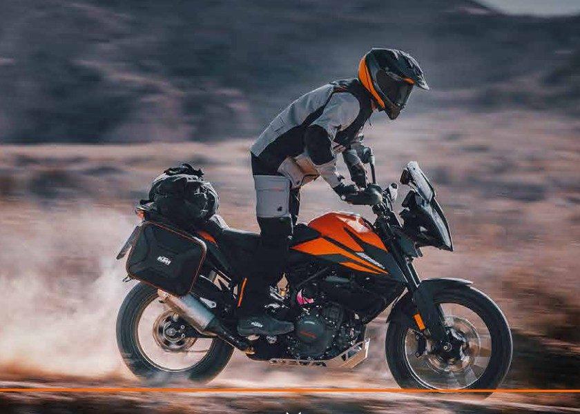 Photo credit: KTM India
