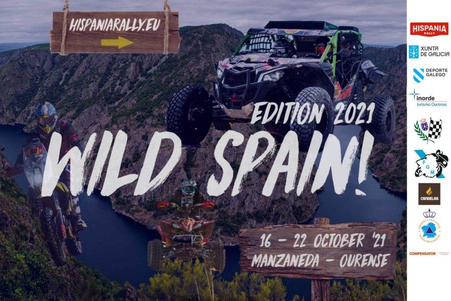 Hispania Rally: Wild Spain Edition Moves North