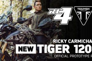 2022 Triumph Tiger 1200: Ricky Carmichael Reacts