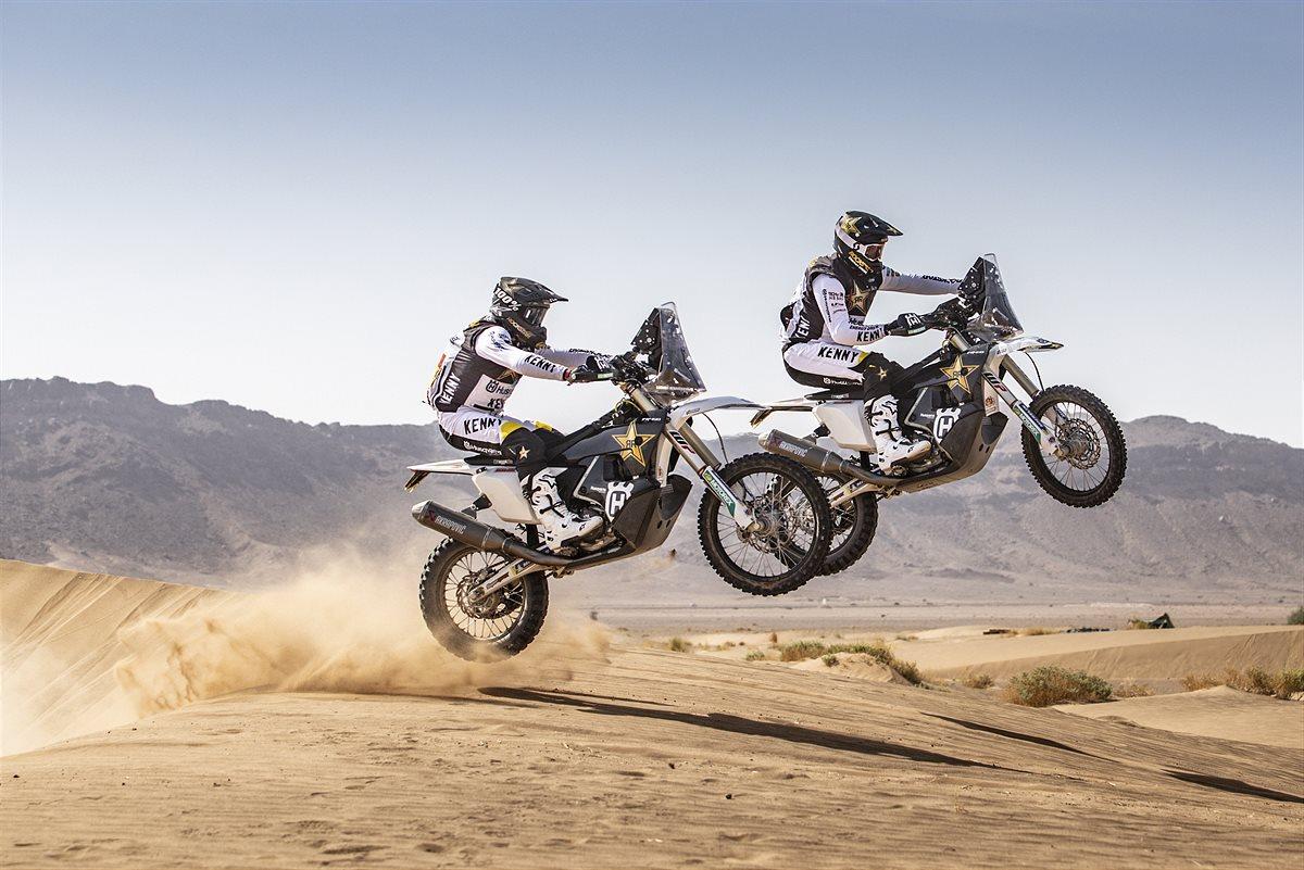 FR 450 Rally