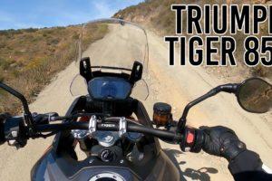 Triumph Tiger 850 Sport Review (2021)